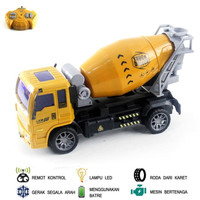 Mobil Remot Kontrol Truck Construction Rc