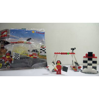 Lego Original Shell Finish Line & Podium Ori and sealed 40194