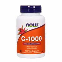 Now Foods: Vitamin C-1000 (100 Veg Capsules)