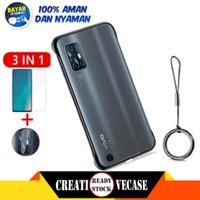 Paket 3 inc 1 Soft Case Vivo V19 2020 New Edition Casing Vivo V19
