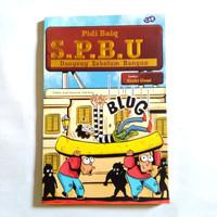 Buku SPBU Dongen Sebelum Bangun By PIDI BAIQ