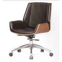 [Diskon Besar]Kursi kerja/kursi gaming/ kursi kantor kayu meeting -2
