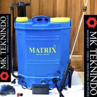 Matrix 18 L Liter Sprayer Elektrik 2 in 1 Hama Semprotan Semprot 15 16