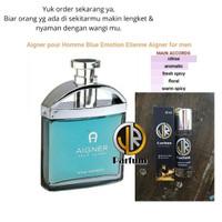 Parfum Pria aroma Aigner Blue Emotion