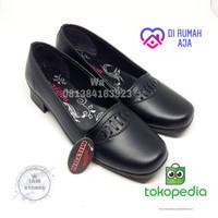 Obral Sepatu Pantopel kerja sekolah Wanita Hak 3cm