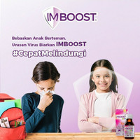 Imboost Kids Tablet Hisap Mixberry