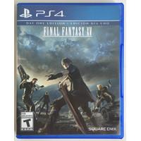 BD Kaset Game PS4 Final Fantasy XV | FF XV | FF 15