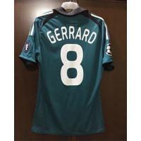 Original Jersey Liverpool 2009 UCL Gerrard