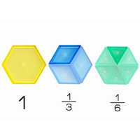 Edx Education Transparent Pattern Blocks
