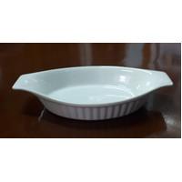 Piring Oval Spaghetti 22cm