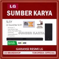LG SL5Y SOUNDBAR WIRELESS SubWoofer Bluetooth 2.1 Ch HDMI USB