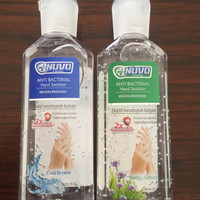 TERMURAH Nuvo hand sanitizer 85 ml/85ml