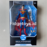 McFarlane Toys DC Multiverse Superman Action Figure