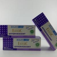 Ester C Effervescent Holisticare - Blackcurrant