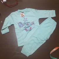 Baju anak Arrow Apple baju celana panjang giraffe hijau 1.5 thn