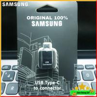 USB Connector OTG Samsung Type C ORIGINAL 100% Type C ke Flashdisk