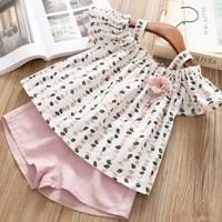 Baju Setelan Anak Perempuan Import MICA