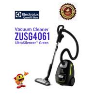 VACUUM CLEANER MEWAH ELECTROLUX ZUSG4061 ULTRA SILENCER GREEN