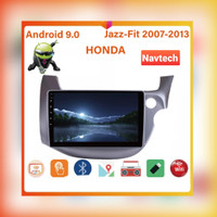 Head unit android 10 inch 2GB honda jazz all new honda jazz 2007-2014