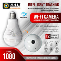 Kamera CCTV WIFI Bohlam IP Camera V380