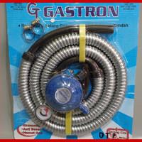 Paket Selang Regulator Gas + Meteran