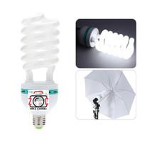 Bohlam Video Light 125w Lampu Studio Lamp Continuous Lighting 220v E27