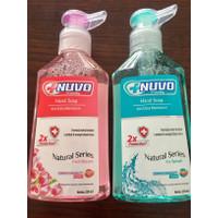 Nuvo hand soap botol pump 250ml 250 ml.Bukan nuvo hand sanitizer 250ml