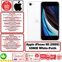 Apple IPhone SE 2020 128GB SE2020 128 GB SE 20 SE20 Resmi Inter White