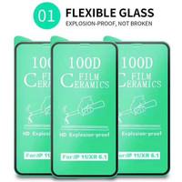 Tempered Glass M21 M31 M30S Samsung Anti Gores Ceramic Anti Pecah