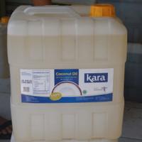 Minyak goreng kelapa KARA 18liter