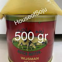 Butter Wisman Wijsman Repack 500gr