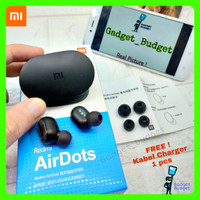 Xiaomi redmi mi airdots bluetooth wireless 5.0 earphone DSP HD Ori 100