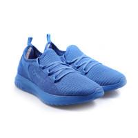 Sepatu running Ortuseight original BOA Azure blue neon green new 2020