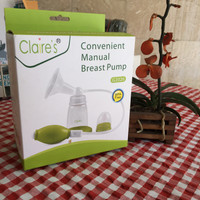 Breastpump Pompa ASI Claires manual breast pump