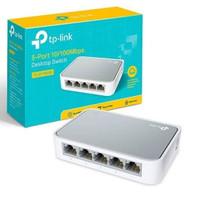 Switch 5 Port TPLINK TP-Link TL-SF1005D 5-Port 10/100Mbps Switch Hub