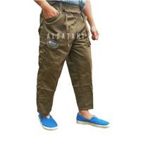 Celana Sirwal Tactical PREMIUM JAYANTI XL