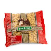 san Remo pasta elbows 500gr