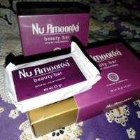 Nu amoorea Beauty Bar 1 box 50 gr