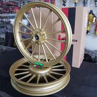 Velg Racing Beat Scoopy Vario 110 Vrossi Andromeda 160 185 Ring 14