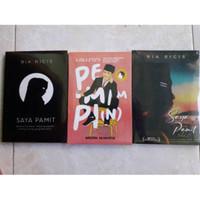 Set 3 Novel Pemimpin + Saya Pamit + Saya Pamit 2 by Ria Ricis & Wildan