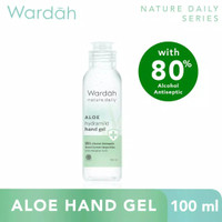 Wardah Nature Daily Aloe Hydramild Hand Gel 100ml