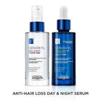 Loreal Serioxyl Denser & Thicker Hair Serum 100% ORI TERPERCAYA