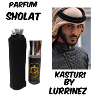 Parfum Solat kasturi untuk Pria dan aroma nyaman non alkohol