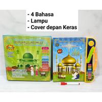 E-Book Muslim / Ebook 4 Bahasa Islam / Mainan Edukasi Pintar