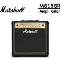 Marshall Ampli Gitar MG15R / MG-15R / MG 15R