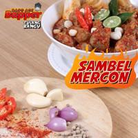 BASO ACI BAPER TULANG RANGU SAMBEL MERCON