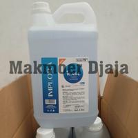 Implora Icare Hand Sanitizer 5 liter Gel bukan Onemed Aseptic Gel