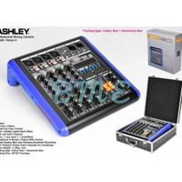 MIXER AUDIO ASHLEY XENYX4/XENYX 4 4CH FREE KOPER USB-BLUETOOTH ORIGINA