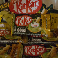 KITKAT GREEN TEA 35 GR KIT KAT COKELAT COKLAT