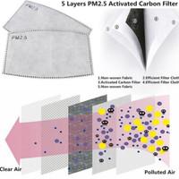 Filter Masker PM 2.5 / Filter N95 / Filter N99 5 ply Ukuran Dewasa